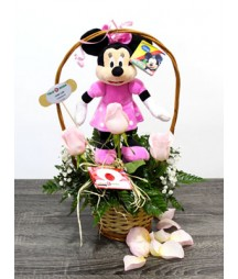 Disney Rosas Minnie