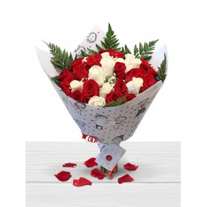 /439-2138-thickbox/bouquet-29-roses-at-home.jpg