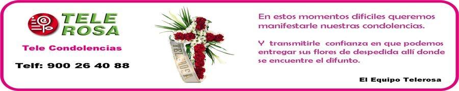 Mandar Corona Funeraria A Bilbao Garantía De Entrega